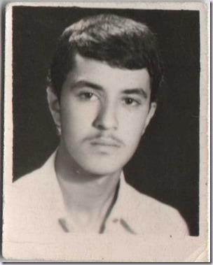 شهید ابراهیم اصفهانی